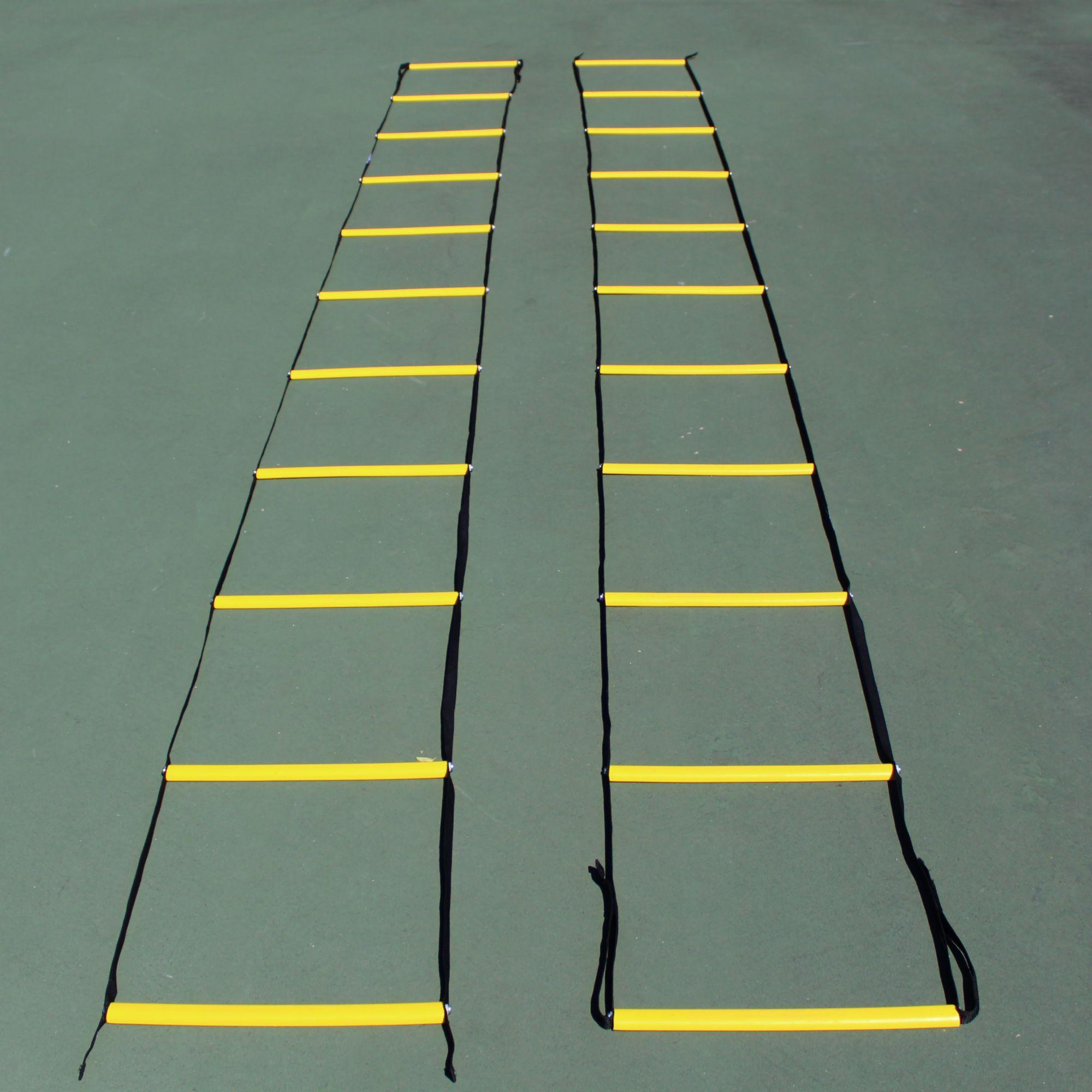 OnCourt OffCourt Sport Ladder, yellow