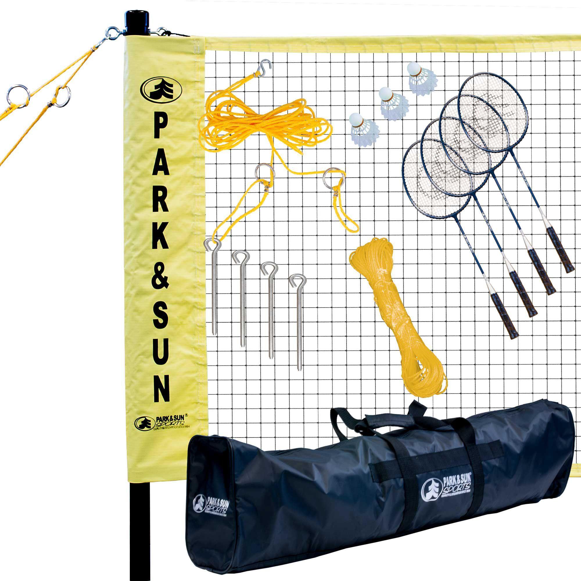 Sun Park & Sun Sports Badminton Pro Set