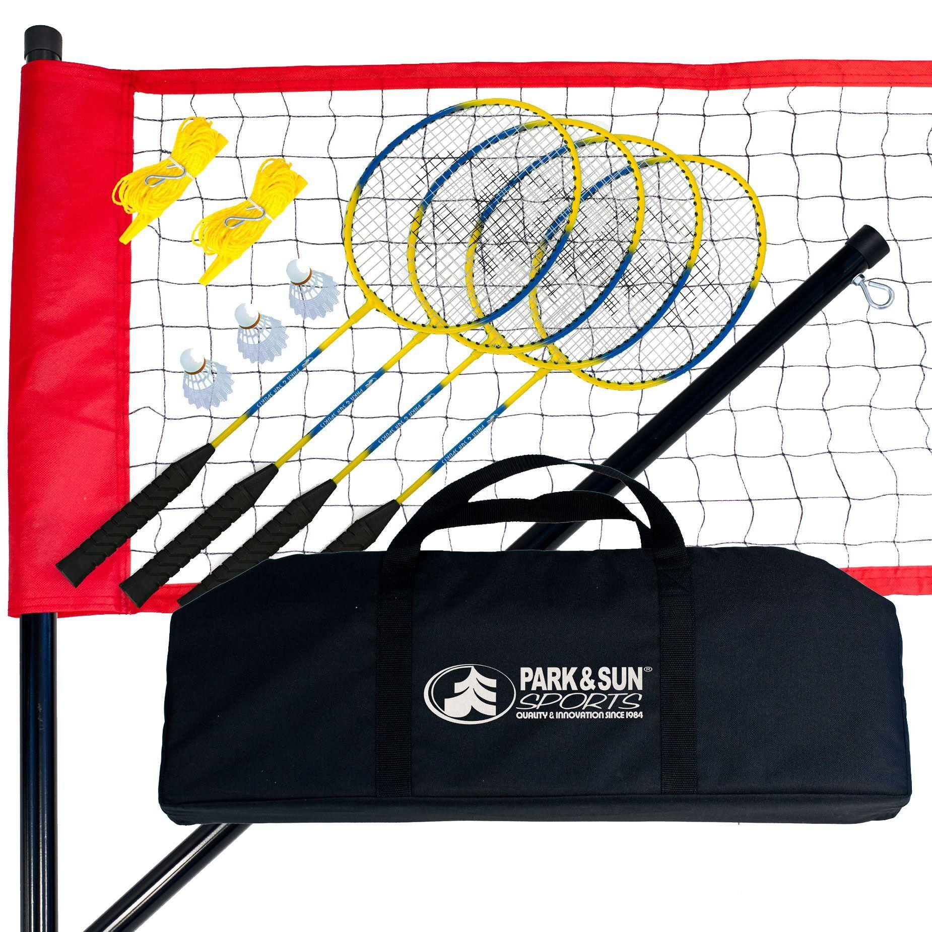 Sun Park & Sun Sports Badminton Sport Net System