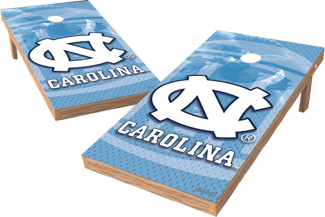 Wild Sports North Carolina Tar Heels XL Tailgate Bean Bag Toss Shields