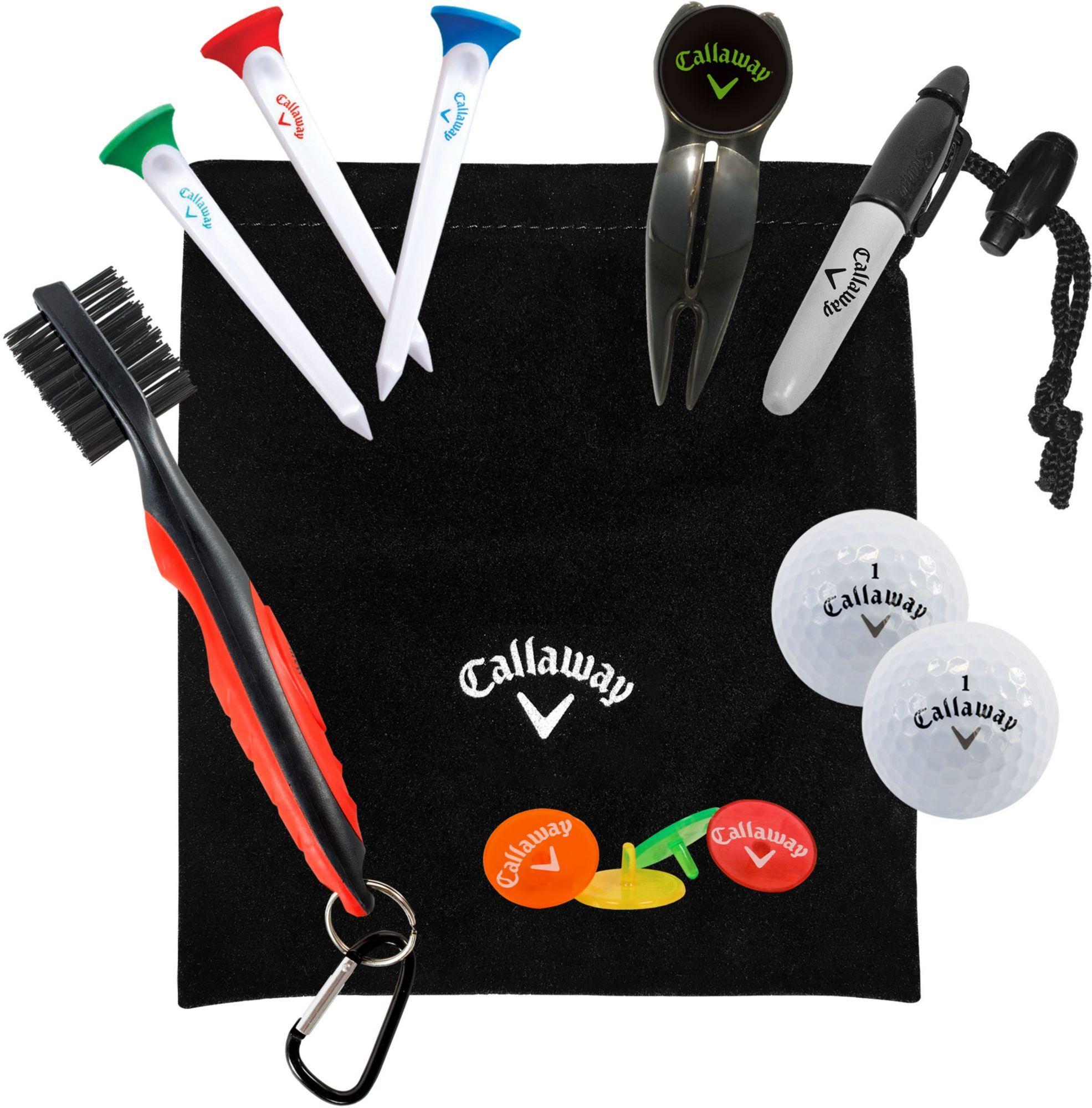 Callaway Golf Accessory Starter Set, green