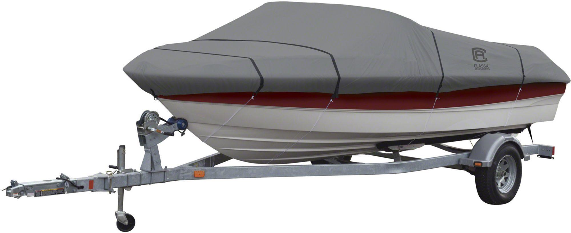 """Classic Accessories Lunex RS-1 Boat Covers, 98"""" beam, aluminum"""