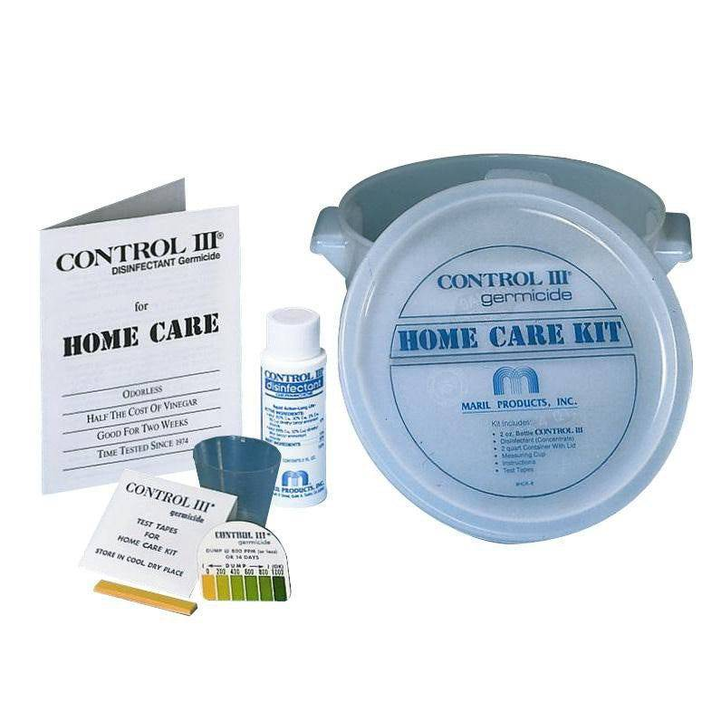 Maril Products Inc. Control III Disinfectant Home Care Kit