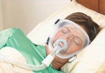 Philips Respironics FitLife Total Face CPAP Mask with Headgear