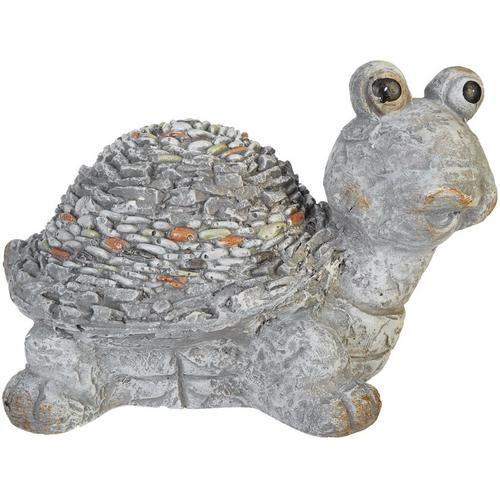 Galt International Pebble Turtle Garden Statue -