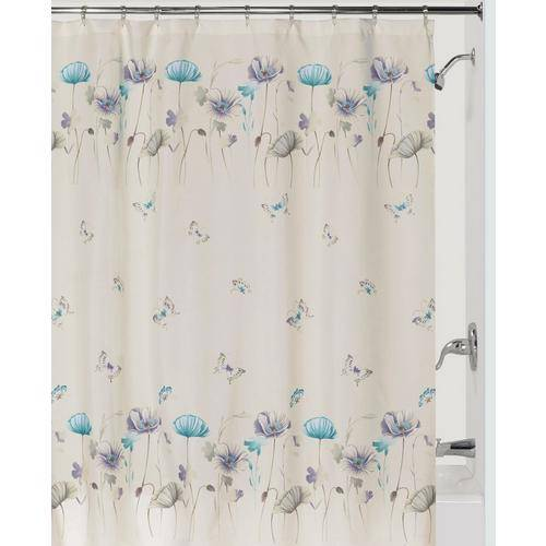 Creative Labs Bath Garden Gate Shower Curtain -Multi