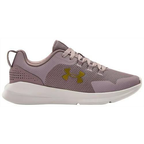 Under Armour Womens Essential Walking Shoes -Purple