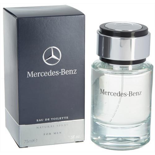 Mercedes Benz Mens Eau De Toilette 2.5 oz. -Clear