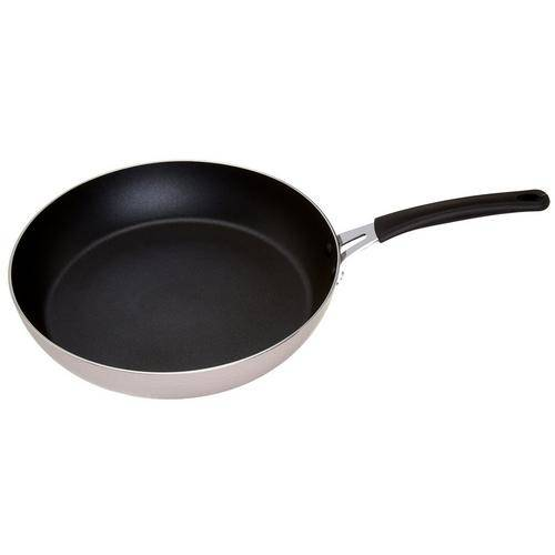 Ecolution 12'' Impressions Hammered Fry Pan -Pink