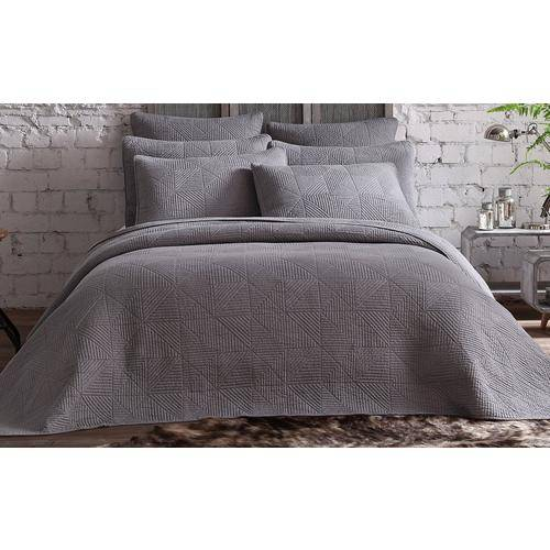 Estate Home Origami Quilt Set -Grey