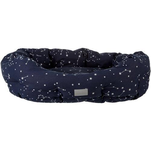 Pet Shop Medium Celestial Dog Bed -Blue