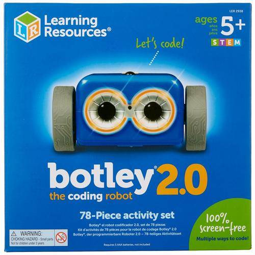 Learning Resources Botley 2.0 The Coding Robot -Blue