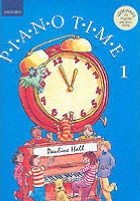 Piano Time 1 by Pauline Hall