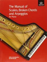 The Manual of Scales, Broken Chords and Arpeggios by Ruth Gerald