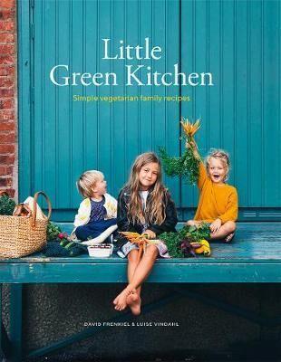 Little Green Kitchen by David Frenkiel