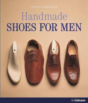 Handmade Shoes for Men by Lszl Vass