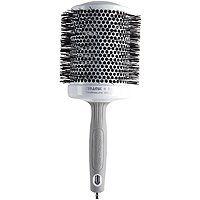 "Olivia Garden Ceramic + Ion Thermal Hairbrush  - Size: 4-1/4"""