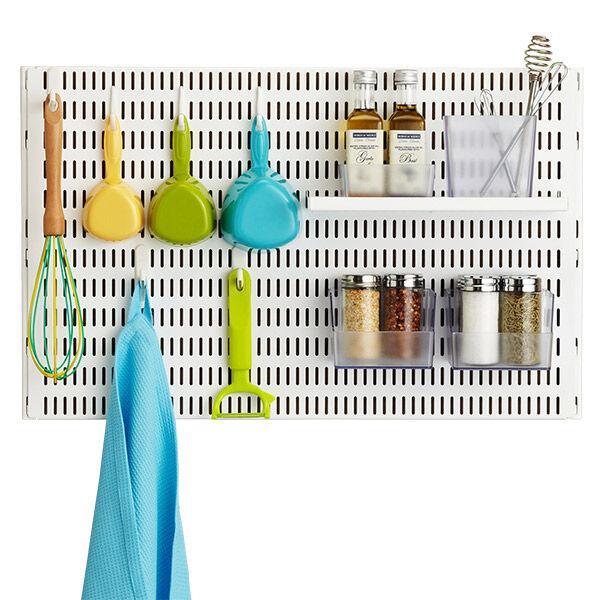 Elfa Classic Board Kitchen Solution