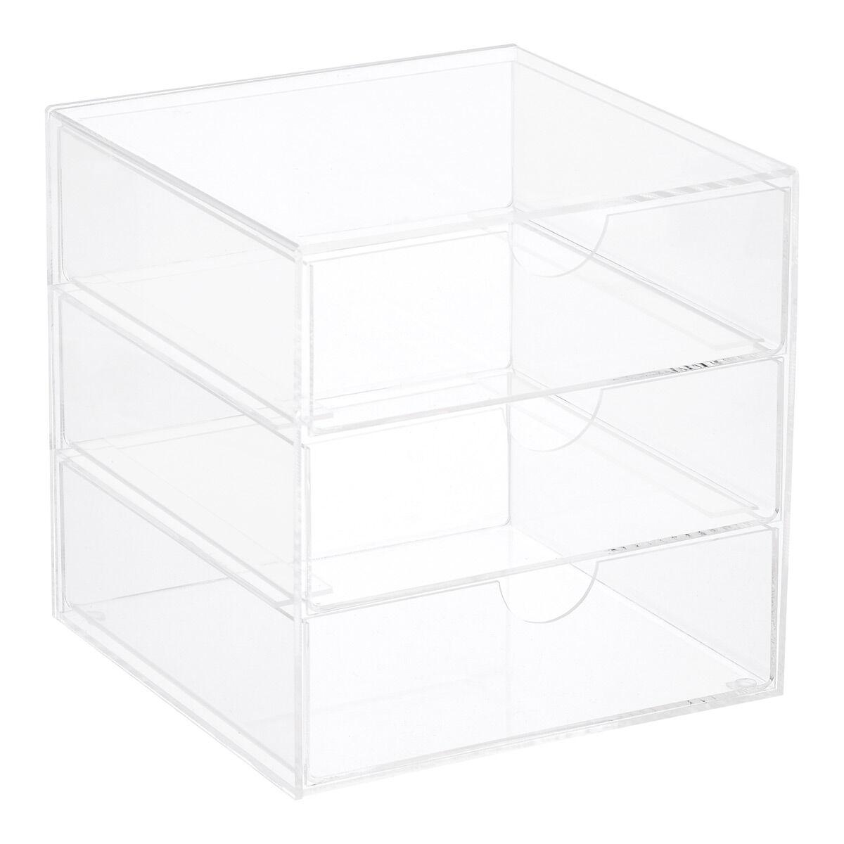 Premium Acrylic Accessory Box