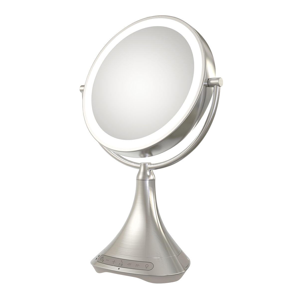 iHome^ Vanity Mirror Speaker