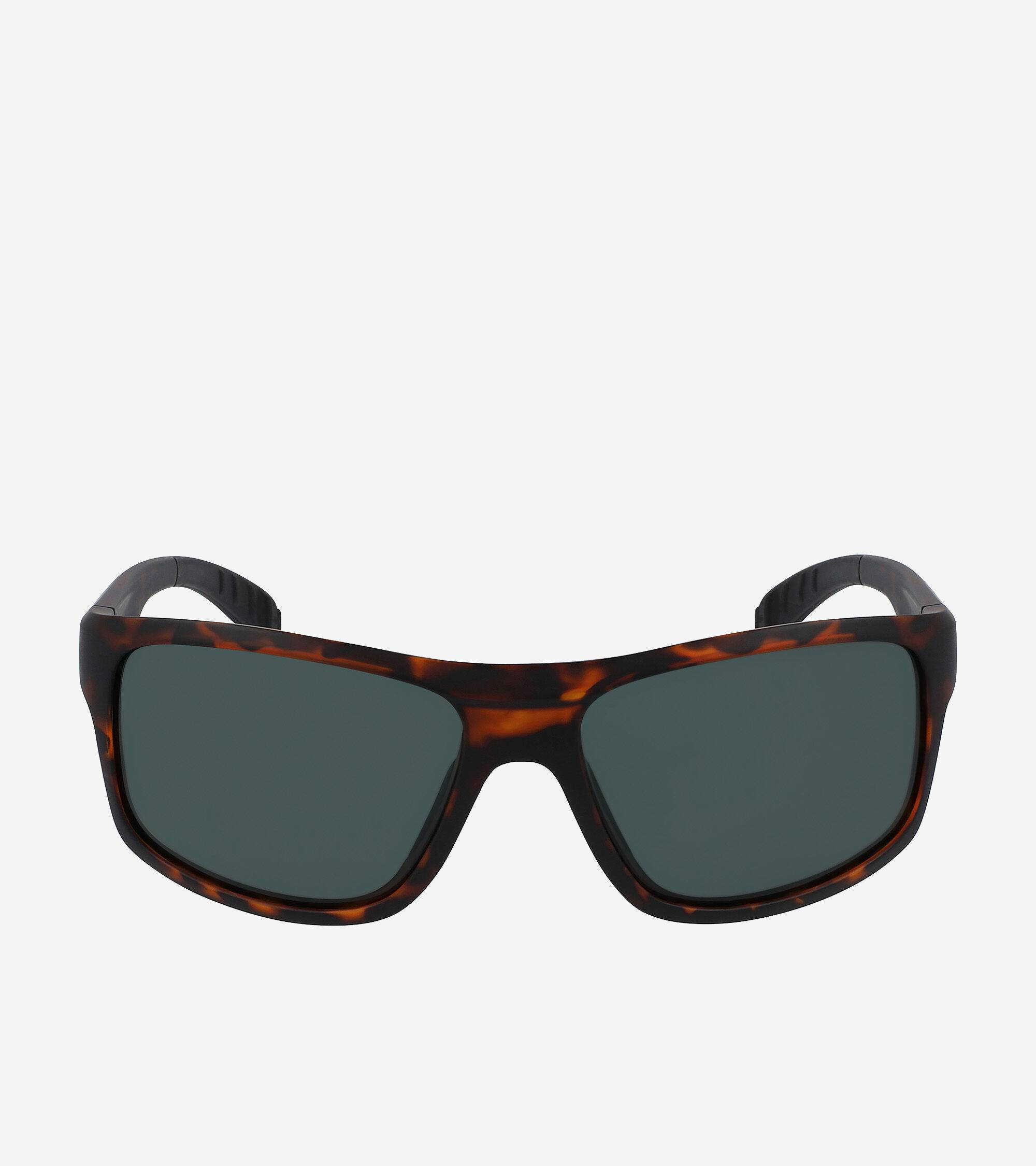Cole Haan Sport Square Sunglasses - BROWN - Size: OSFA