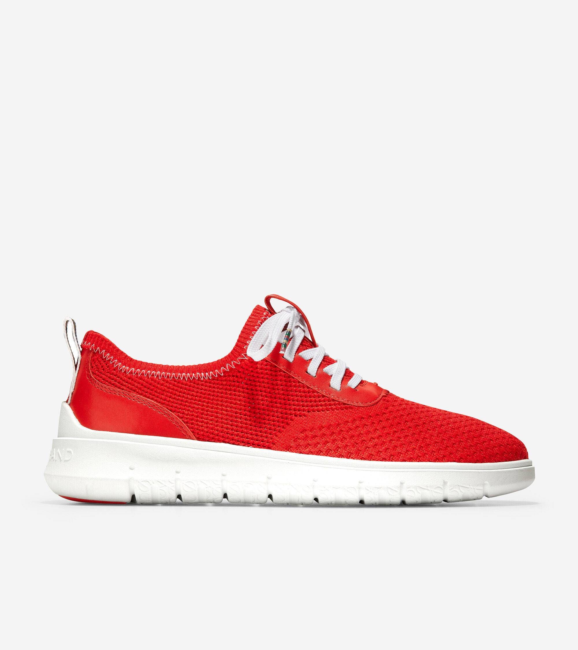 Cole Haan Generation ZERØGRAND - RED - Size: 5.5