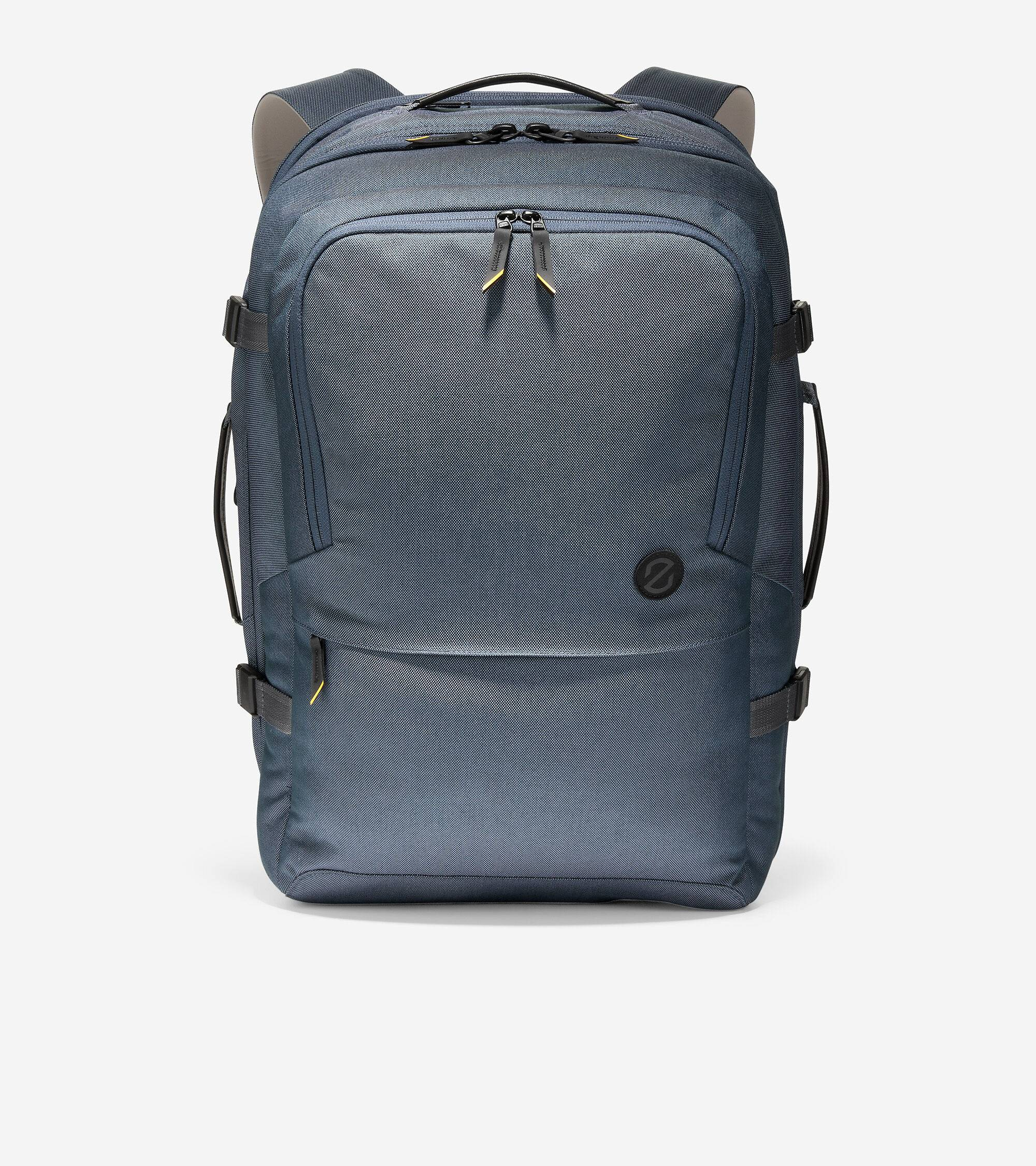 Cole Haan ZERØGRAND 48 HR Backpack - BLUE - Size: OSFA
