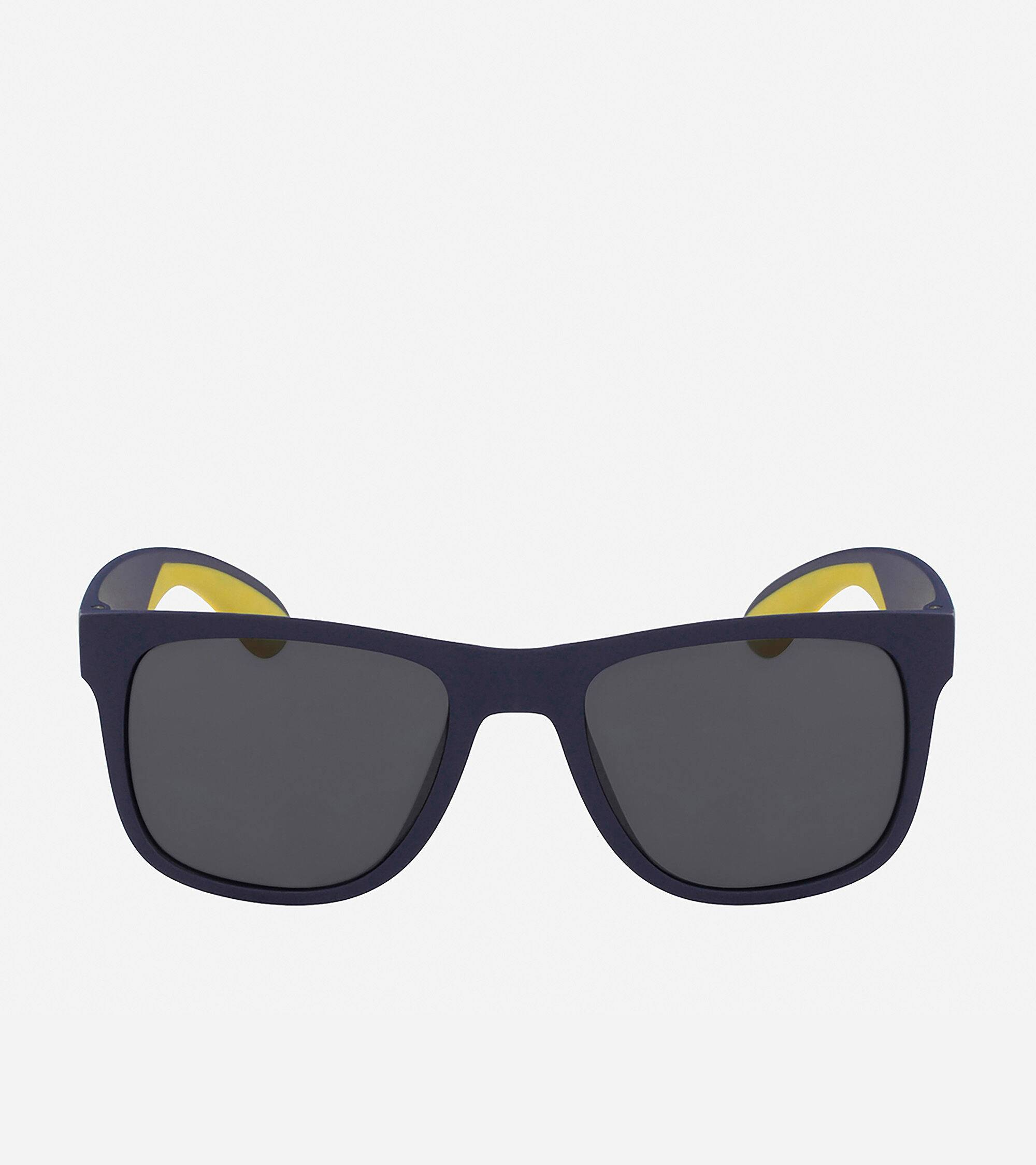 Cole Haan Sport Rectangle Sunglasses - Navy - Size: OSFA