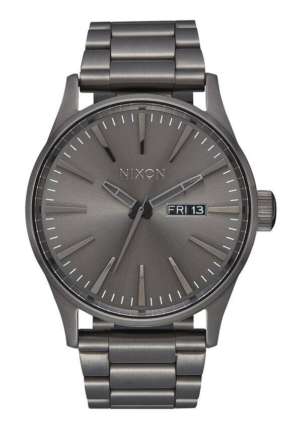 Sentry Stainless Steel Watch