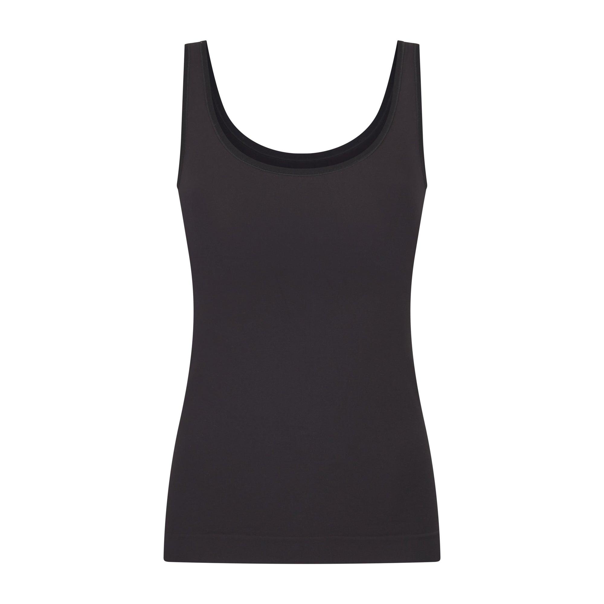 SKIMS Women's Sculpting Tank Shapewear - Black - Size 4XL/5XL; Black