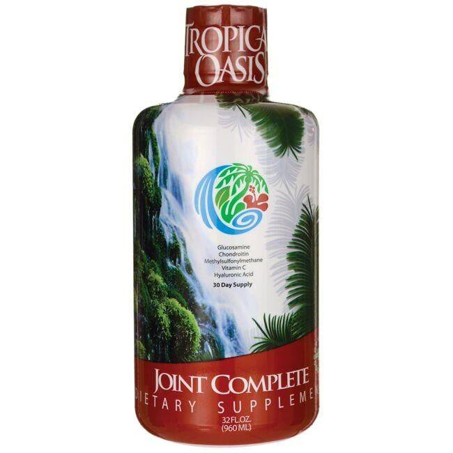 Tropical Oasis Joint Complete 32 fl oz Liquid Joint Health