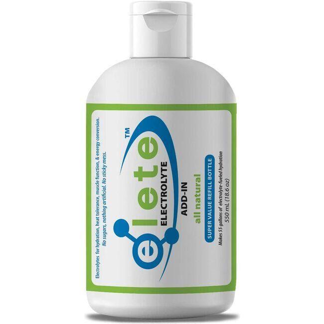 Elete Electrolyte Add-In Economy Refill Bottle 18.3 fl oz Liquid