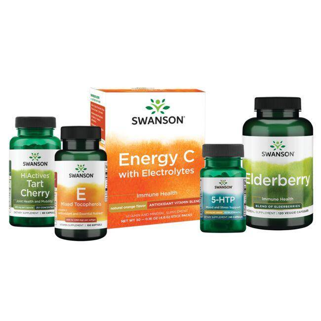 Swanson Health Products, Inc. Winter Antidotes Bundle 1 Kit Joint Health