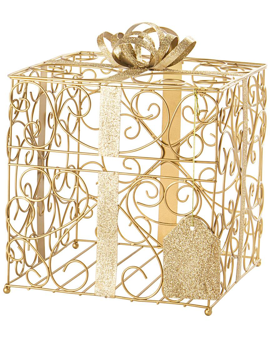 Cathys Concepts Cathy's Concepts Gold Reception Gift Card Holder