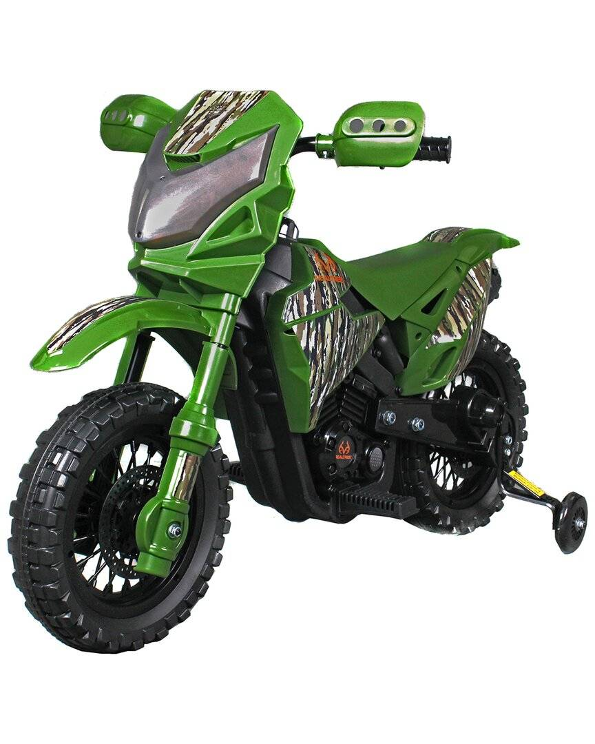 Best Ride On Cars Realtree Dirt Bike