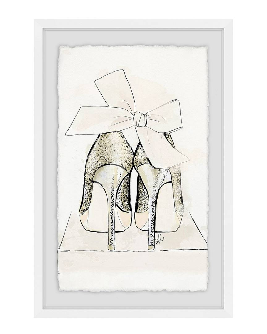 """Marmont Hill Party Shoes - Size: 30"""" x 45"""""""