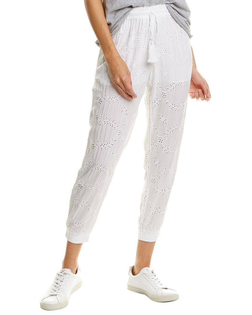 YFB CLOTHING Bluftan Pant - White - Size: L