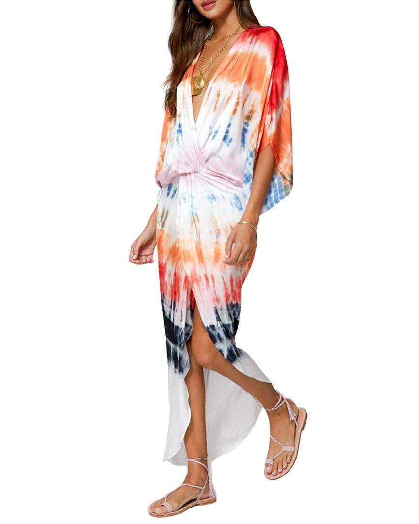 YFB CLOTHING Siren Maxi Dress - Size: M