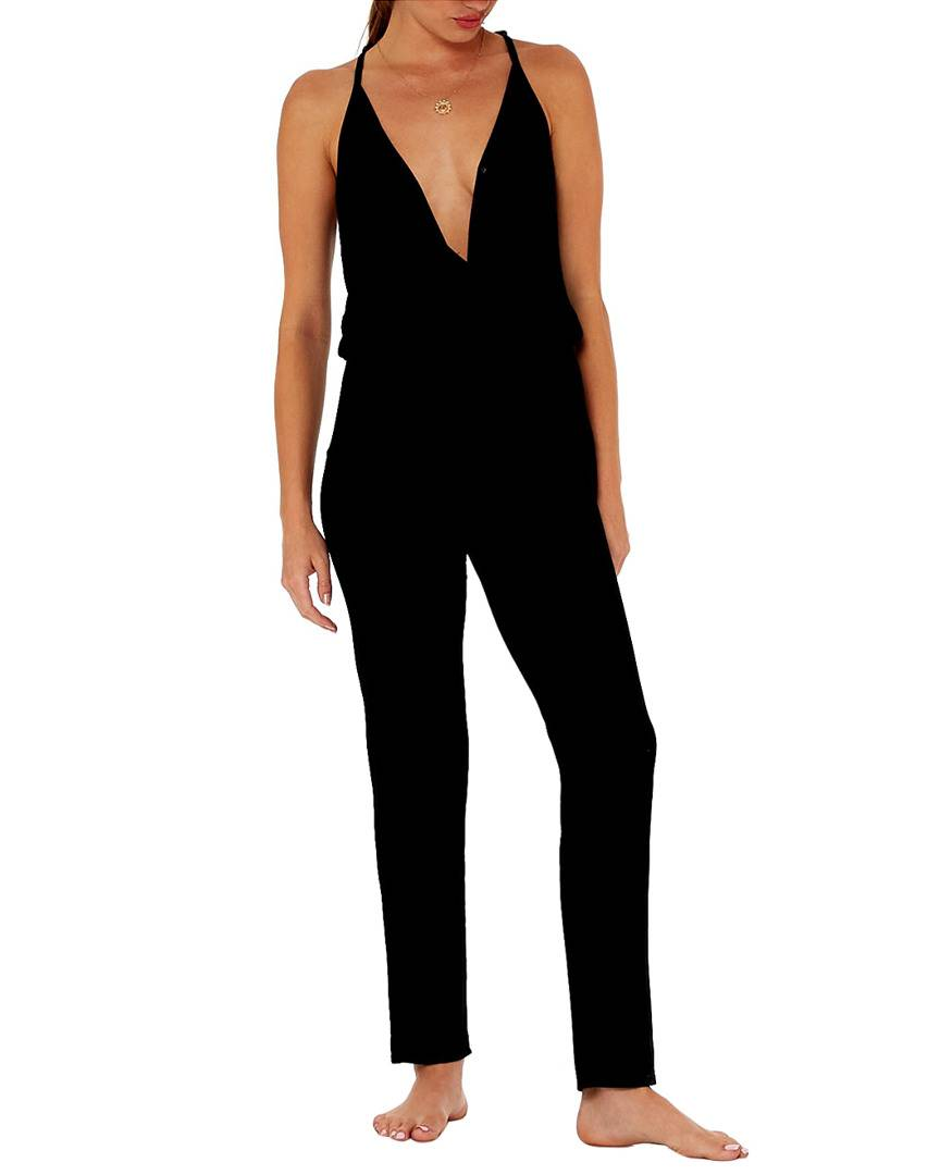 YFB CLOTHING Chrissy Jumpsuit - Size: S