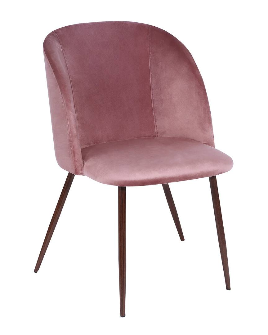 16 Elliot Way Set of 2 16 Elliot Way Kantwell Velvet Dining Chair