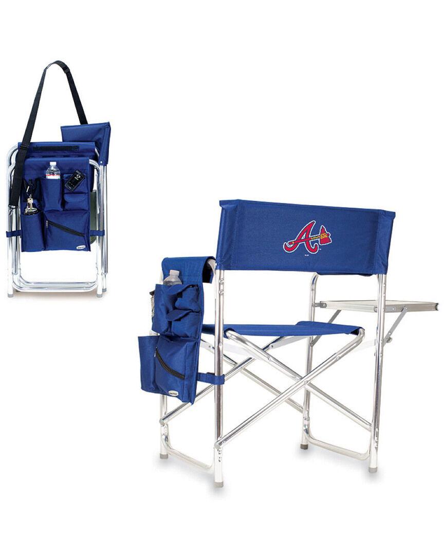 Picnic Time Atlanta Braves Sports Chair