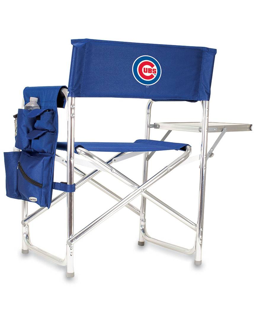 Picnic Time Chicago Cubs Sports Chair