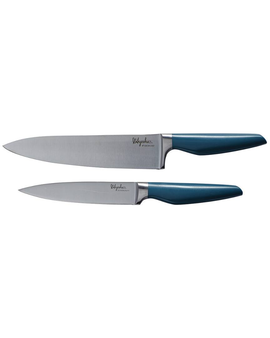 Ayesha Curry Ayesha Collection Japanese Steel Cooking Knife Set