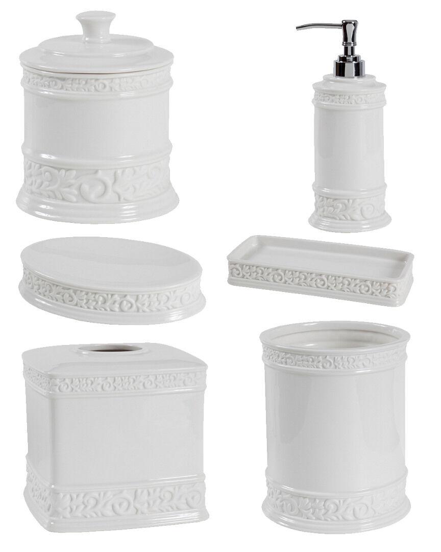 Creative Labs Bath Cosmopolitan Bath Accessories - Size: Tissue