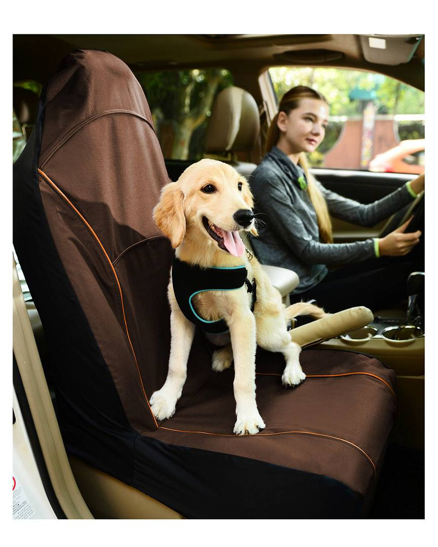 Pet Life Mess-Free Single Seated Car Seat Protector