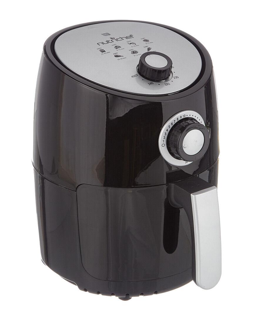 NutriChef Countertop Air Fryer Oven Cooker