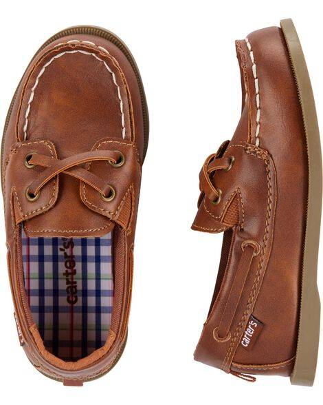 Carter's Boat Shoes