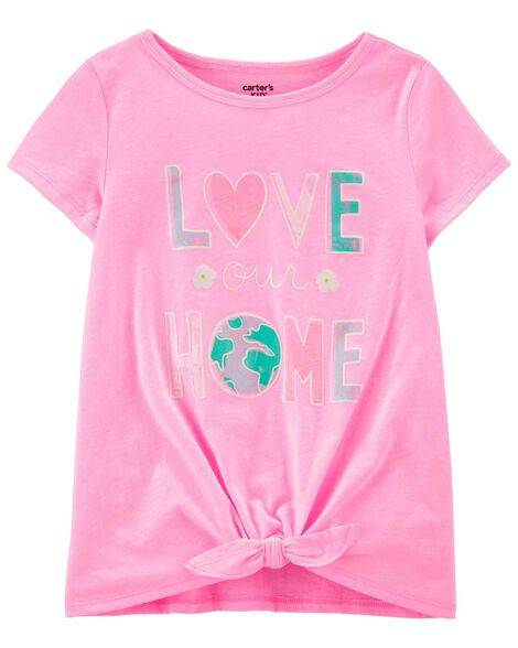 Tee Love Our Home Jersey Tee