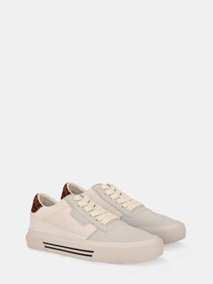 Tommy Hilfiger Women's Leopard Print Sneaker Neutral/Multi - 9.5
