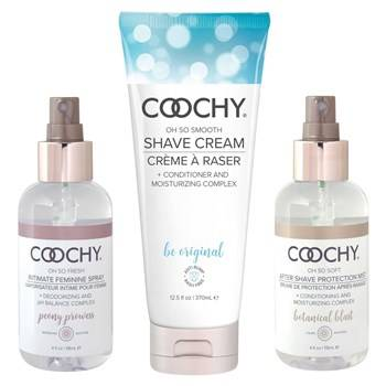 Classic Brands,Coochy Coochy Shave Collection